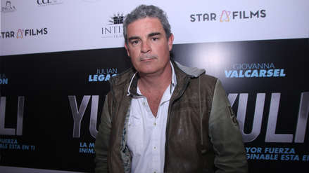 Julián Legaspi sobre