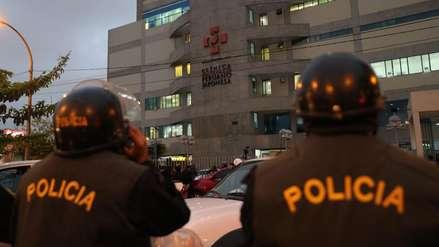 La Policía espera que Alberto Fujimori sea dado de alta en la clínica para trasladarlo a un penal
