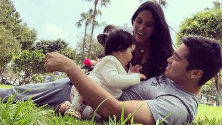 Melissa Paredes comparte emotivas fotografías de su familia:
