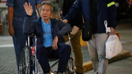 CIDH saluda decisión de la Corte Suprema de anular indulto a Fujimori