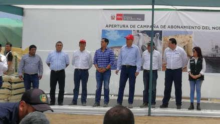 Martín Vizcarra inaugura puente Calemar e inspecciona Chavimochic