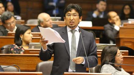 Pacori pide reflexión a Fuerza Popular: Tienen los votos para acusar a Hinostroza