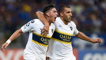 Boca Juniors igualó 1-1 ante Cruzeiro y es semifinalista de la Copa Libertadores