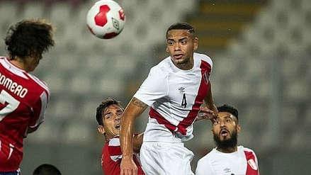 Alexander Callens fue convocado para los amistosos contra Chile y Estados Unidos