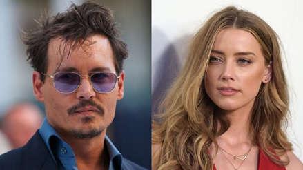 """Amber Heard asegura que Johnny Depp """"continúa su abuso psicológico"""" contra ella"""
