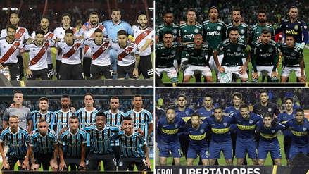 Fecha, hora y canal de las semifinales de la Copa Libertadores