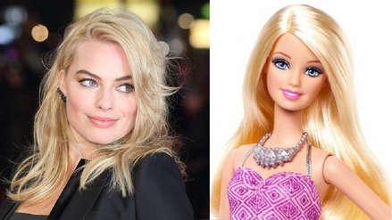 Margot Robbie es la candidata para interpretar a la muñeca Barbie en el cine