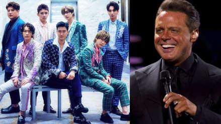 Luis Miguel en versión K-pop: La banda Super Junior tocará cover de