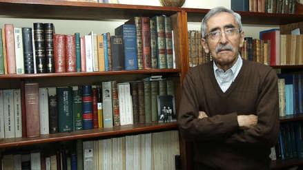 Edgardo Rivera Martínez, autor de