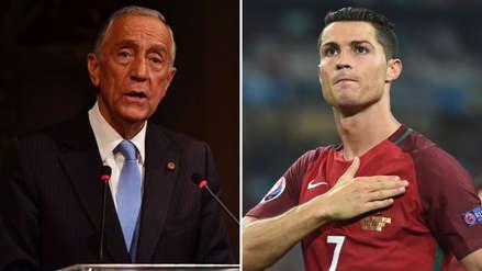 Presidente de Portugal sobre Cristiano Ronaldo: