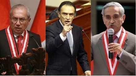 Subcomisión debatirá el próximo martes denuncias contra Chávarry, Becerril y Rodríguez