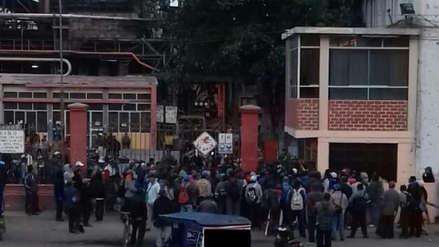 Tumán | Administración Judicial denunciará por usurpación a quienes tomaron la fábrica