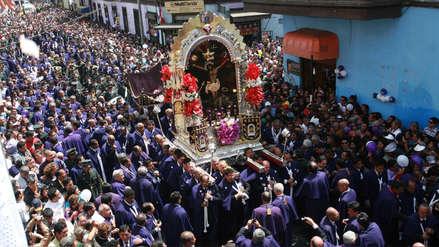 Señor de los Milagros   Conoce los desvíos por la procesión de este sábado