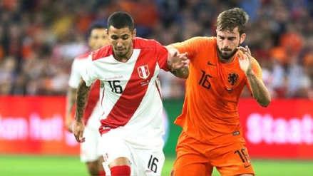 Sergio Peña fue convocado para amistosos ante Chile y Estados Unidos