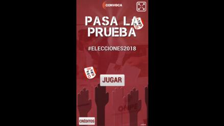 Elecciones 2018 |