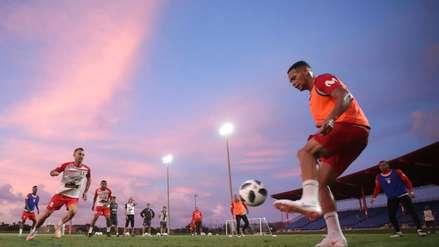 Selección Peruana realizó su primer entrenamiento en Miami con Alexander Callens y Pedro Gallese