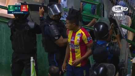 Edison Flores se lució con una  asistencia en la victoria de Morelia a León de Pedro Aquino