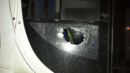 Con disparos intentan asaltar ómnibus que transportaba trabajadores