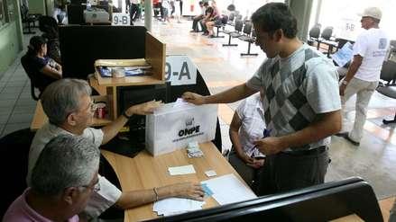 Tribunal Constitucional ratifica que alcaldes no pueden ser reelegidos