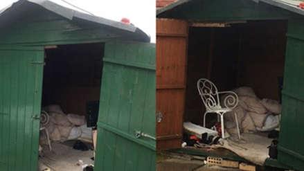 Insólito: Rescatan a hombre que pasó 40 años esclavizado en una pequeña casa de madera