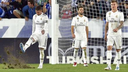 El lamento de los jugadores de Real Madrid tras una nueva caída en Liga de España
