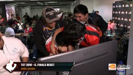 Peruano se corona campeón en torneo sudamericano de Tekken 7
