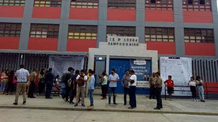 Chiclayo: Policía detuvo a más de 30 personas requisitoriadas durante elecciones
