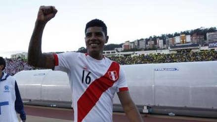 Wilder Cartagena fue convocado a la Selección Peruana tras lesión de Luis Abram