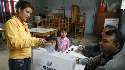 Elecciones 2018: El Perú elige este domingo a sus alcaldes y gobernadores