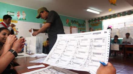 Votación en poblado de Cajamarca se suspendió tras reunión de candidato y funcionarios del JNE