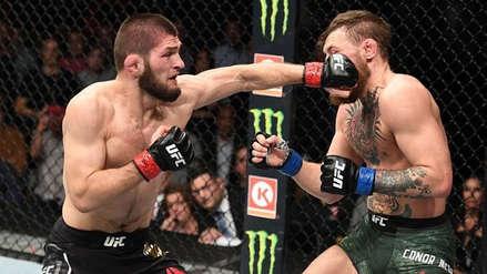 McGregor vs Khabib: ¡Hay campeón de peso ligero por la  UFC 229!  | VIDEOS | FOTOS