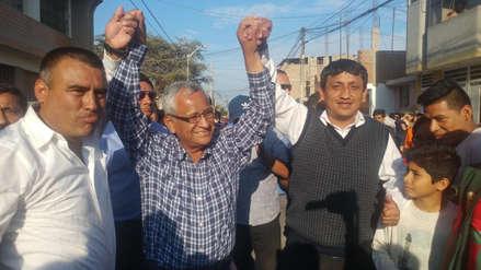 Elecciones 2018 | Anselmo Lozano es el virtual nuevo gobernador de Lambayeque