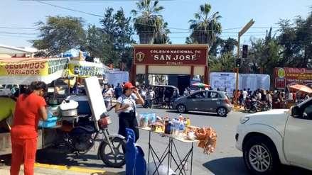 Ambulantes aprovecharon elecciones para vender sus productos en centros de votación