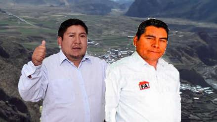 Conoce a los Yanque, tío y sobrino que empataron en votos por una alcaldía en Arequipa