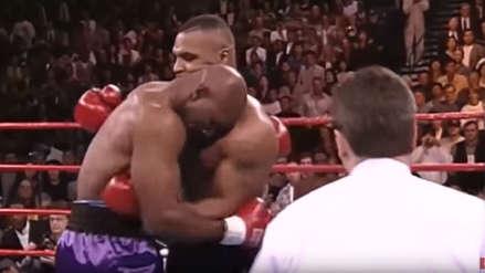 Mike Tyson comparó final del McGregor vs Khabib con escándalo de la oreja de Holyfield