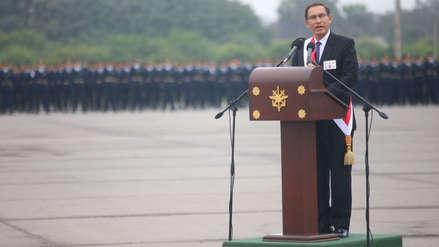 """Vizcarra: """"Los ciudadanos definirán si las reformas modificadas por el Congreso respetan o no su voluntad"""""""