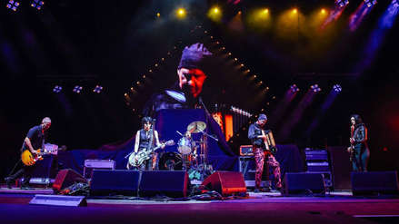Nirvana revivió gracias a Foo Fighters y Joan Jett en el festival Cal Jam 2018