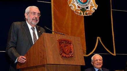 Rector de la UNAM: La corrupción en México equivale al 10 % del PIB