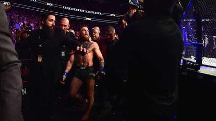 Conor McGregor reapareció con polémico mensaje tras caer ante Khabib Nurmagomedov en la UFC 229