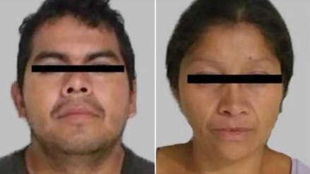 Pareja que llevaba restos humanos en un coche de bebé confesó el asesinato de 20 mujeres