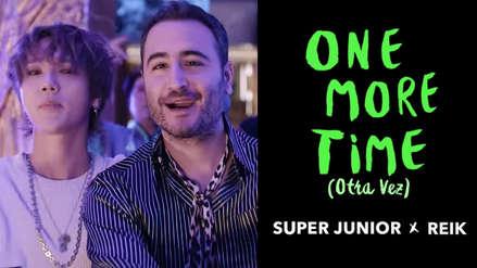 Super Junior y Reik presentan