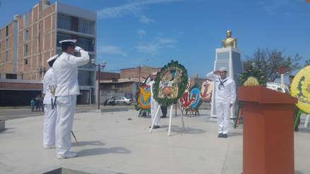 Combate de Angamos: rinden homenaje al gran almirante Miguel Grau