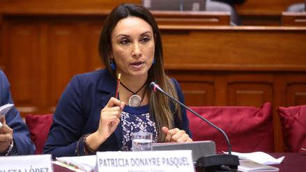 Donayre: Bancada de PPK está unida y respalda al premier y al ministro de Justicia