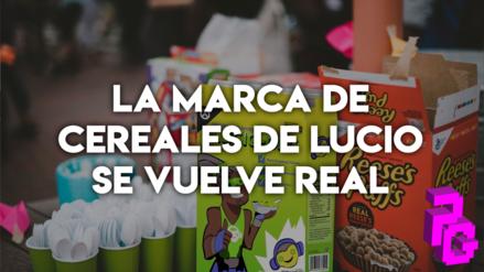 Overwatch | La marca de cereales de Lucio se vuelve real