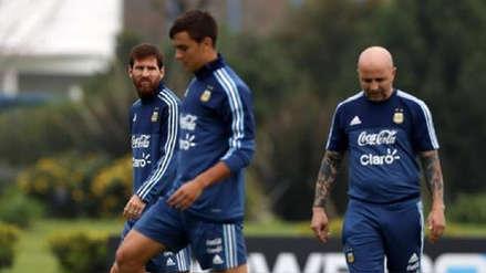 Jorge Sampaoli reveló los problemas que tuvo para manejar el plantel de Argentina