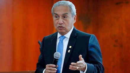 """Abogado de Chávarry dijo que informe que recomienda su destitución contiene """"meras especulaciones"""""""