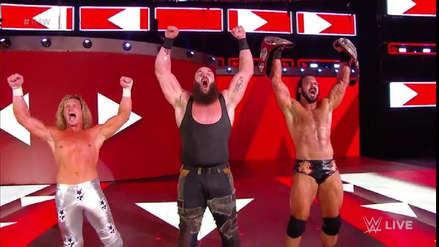 WWE RAW: resumen del último episodio del Monday Night
