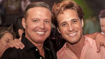 Luis Miguel y Diego Boneta se encuentran en Argentina para grabar un comercial