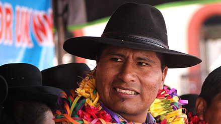 Walter Aduviri, virtual gobernador de Puno, tendrá un nuevo juicio