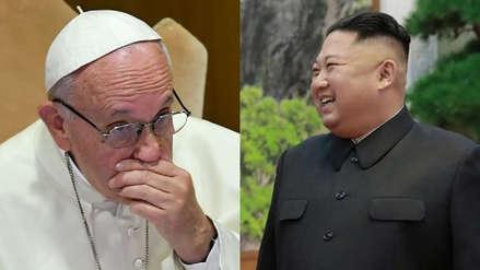 Kim Jong-un quiere que el papa Francisco visite Pyongyang